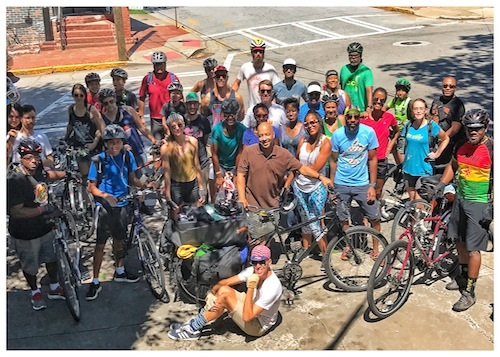 Cycling For Good Community